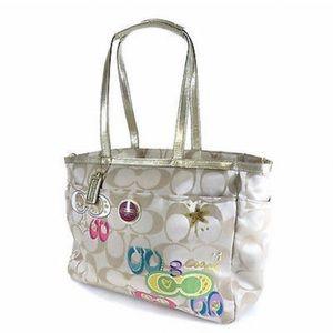 COACH / Poppy Tote Bag - NWOT